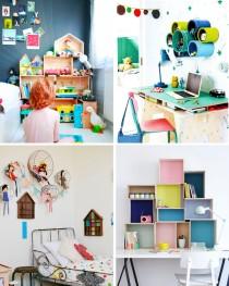 decoração diy quarto infantil